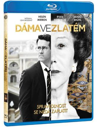 Dáma ve zlatém (Blu-ray)
