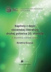 Kapitoly z dejín slovenskej literatúry druhej polovice 20. storočia