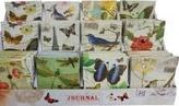 Zápisník LUX fauna, flora 10x7,5 cm