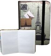 Zápisník s gumičkou 95x140 mm Paříž A
