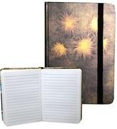 Zápisník s gumičkou 95x140 mm prskavky A