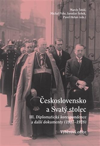 Československo a Svatý stolec III.