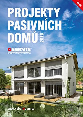 Projekty pasivních domů 2016