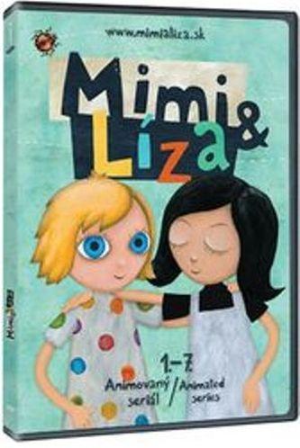 Mimi a Líza DVD