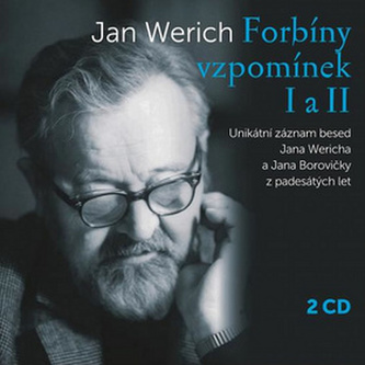 Záznamy z let 1958/1959 - Forbíny vzpomínek - 2CD - Jan Werich