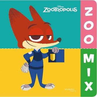 Zootropolis ZOO MIX - Barbara Jean Hicks