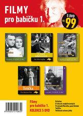 Filmy pro babičku 1. – 5 DVD