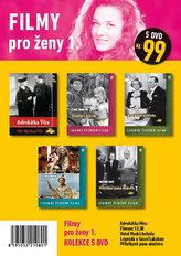 Filmy pro ženy 1. – 5 DVD