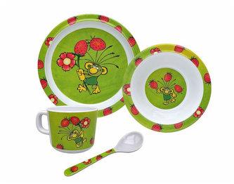 Rákosníček - sada nádobí (4 druhy)