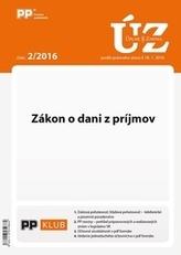 Úplne znenia zákonov 2-2016