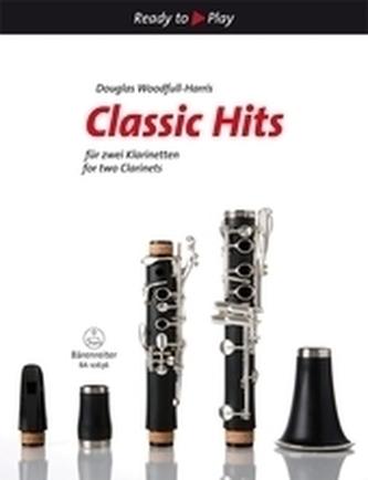 Classic Hits pro dva klarinety