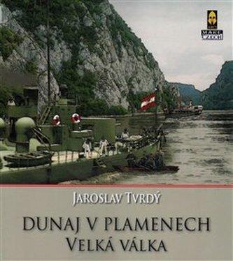 Dunaj v plamenech