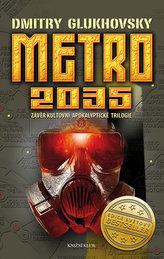 Metro 2035 - Závěr kultovní apokalyptické trilogie