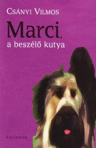 Marci, a beszélő kutya