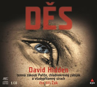 Děs - audiokniha - David Hidden