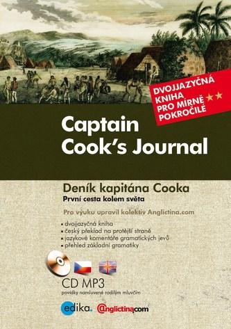 Deník kapitána Cooka - K. Langloh Parker