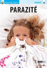 Naučné karty Parazité