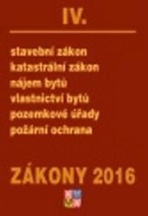 Zákony IV/2016