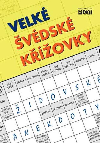 Velké švédské křížovky - Židovské anekdoty