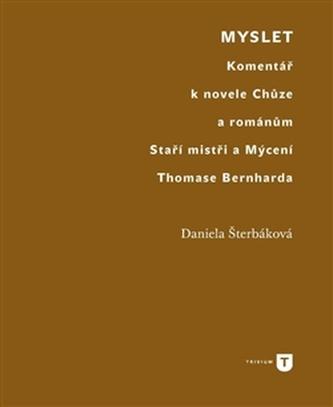 Myslet - Daniela Šterbáková