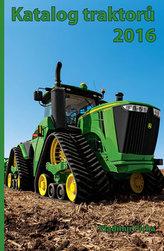 Katalog traktorů 2016