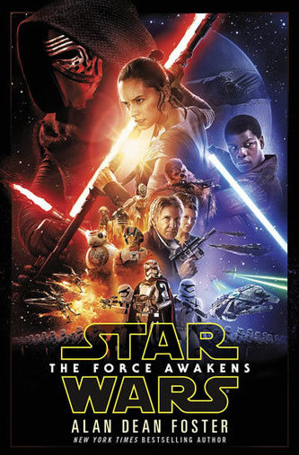 Star Wars - Force Awakens - Alan Dean Foster