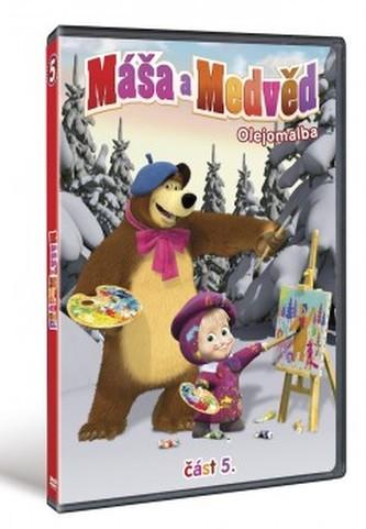 Máša a medvěd 5.