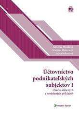 Účtovníctvo podnikateľských subjektov I, 3. vydanie
