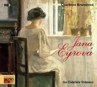 Jana Eyrová (CD) - Charlotte Brontë