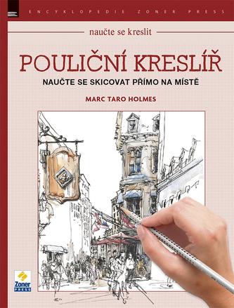 Pouliční kreslíř: Naučte se skicovat přímo na místě
