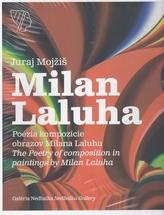 Poézia kompozície obrazov Milana Laluhu / The Poetry of