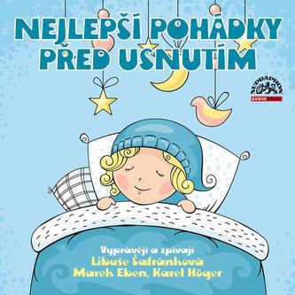 Nejlepší pohádky před usnutím - Eduard Petiška; Zdeněk Miler; Josef Čapek