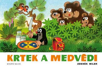 Krtek a medvědi - Miler Zdeněk