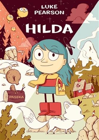 Hilda - Luke Pearson