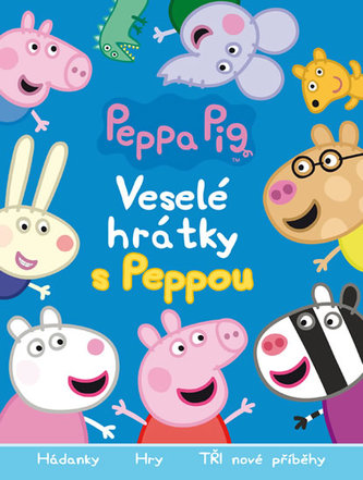 Peppa Pig - Veselé hrátky s Peppou
