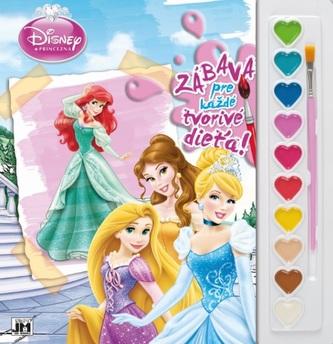 Zábava pre každé tvorivé dieťa! Princezná