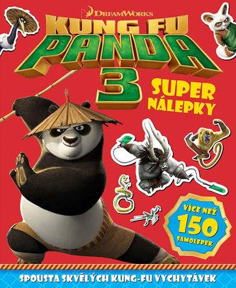 Kung Fu Panda 3 - Super nálepky - neuveden