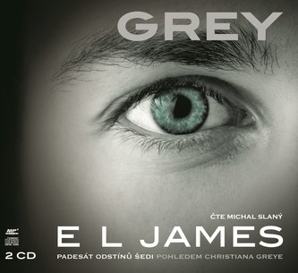 Grey (audiokniha) - E. L. James