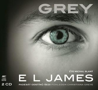Grey (audiokniha) - E. L. James