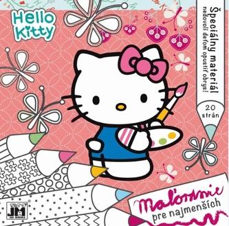 Maľovanie pre najmenších - Hello Kitty