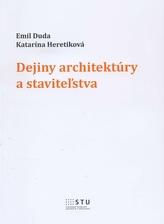 Dejiny architektúry a staviteľstva