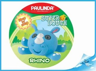 Paulinda Lucky zvířátka II. Nosorožec