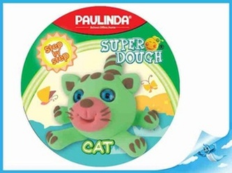 Paulinda Lucky zvířátka II. Kočka