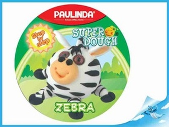 Paulinda Lucky zvířátka II. Zebra