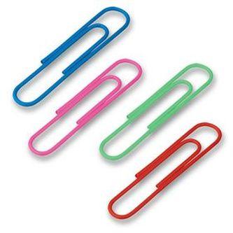 Sponky Maped barevné Jumbo 15 ks, 50 mm