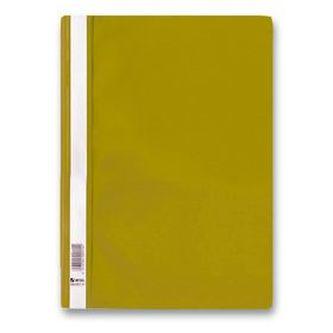 Rychlovazač PP A4 žlutý 10ks