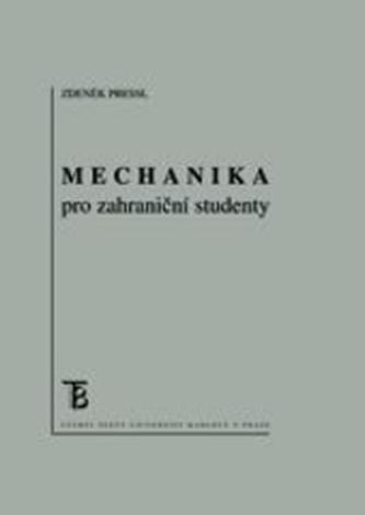 Mechanika pro zahraniční studenty 3. vydání