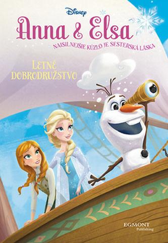 Anna & Elsa Horúce dobrodružstvo