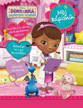 Doktorka plyšových hračiek Môj zápisník