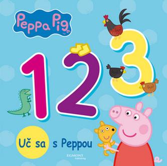 Peppa Pig Uč sa s Peppou  123